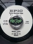 "45Re ✦ LINK WRAY ✦ ""Mary Ann / Ain't That Lovin' You Baby"" Killer 2 Sider. Hear♫"
